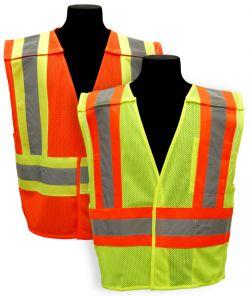 ANSI Class II Breakaway Vest