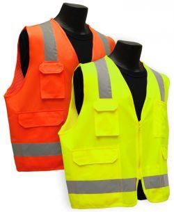 ANSI Class II Surveyor Vest