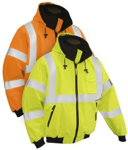 3 Season Safety Jacket w/Fleece Lining