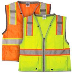 1510 & 1511 ANSI Class 2 Vest