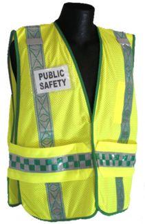 1246 Public Safety Vest - Front