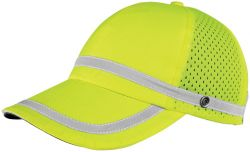 Baseball Cap - Lime front