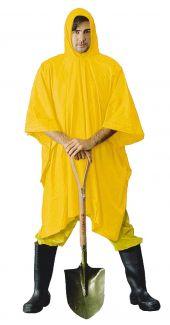Yellow - Vinyl Poncho
