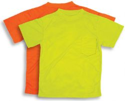 ML Kishigo Short Sleeve Microfiber T-Shirt
