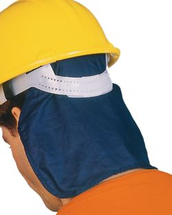 Hard Hat Pad w/ Neck Shade