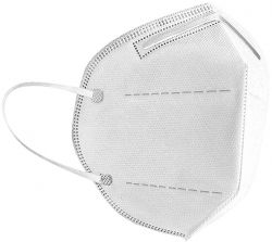 Disposable | KN95 Face Mask | SOLD IN PKG OF 5 | by Copperfit Industries