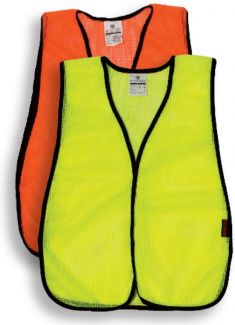 ML Kishigo Mesh Safety Vest w/o Reflective - S/M