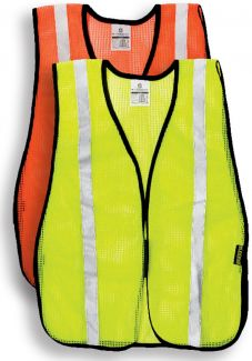 ML Kishigo Mesh Safety Vest w/Reflective - S/M