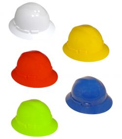 Full Brim Hard Hat - Colors