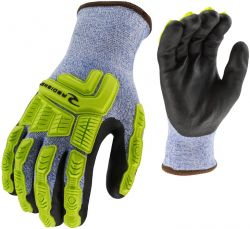 Cut Protection A4 - Nitrile Coated Glove