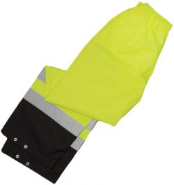 RWP102 Lime ML Kishigo Rain Pants
