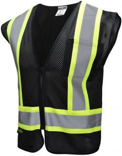 Radwear SV22-1ZBM - Type O, Class 1 Off Road Safety Vest