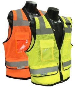 ANSI Class II - Heavy Duty Safety Vest