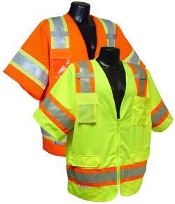 ANSI Class III Surveyor Safety Vest